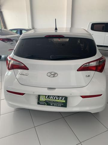 Hyundai HB20 1.6 Confort Plus 2017 IPVA 2020 PG - Foto 3
