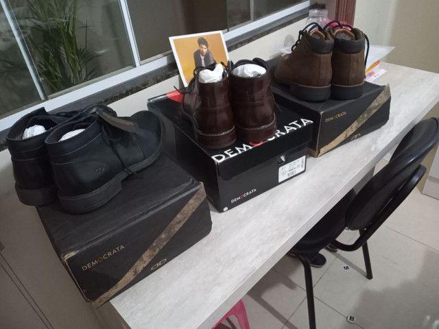 Vendo calçados da democrata novos. - Foto 2