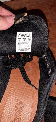 Tênis coca cola n 38 - Foto 4