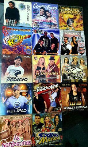 CDS DE FORRO DIVERSOS  - Foto 2