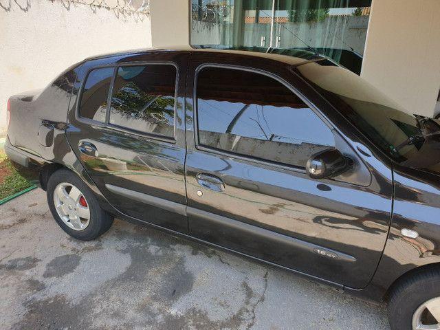 Clio 1.6 Completo + Bancos de couro 16 Válvulas 05/06 Revisado - Foto 3