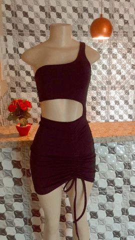Vestidinho de luxo - Foto 4