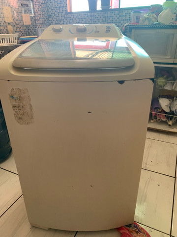 Lavadora de 10kg eletrolux  - Foto 5