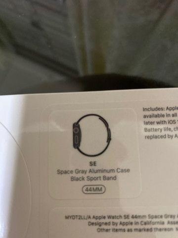 Apple Watch SE 44mm Lançamento  - Foto 2