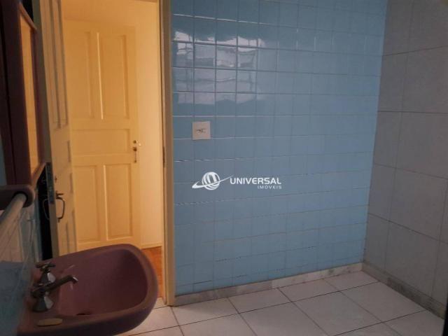 Apartamento com 3 quartos para alugar, 138 m² por R$ 1.800/mês - Centro - Juiz de Fora/MG - Foto 20