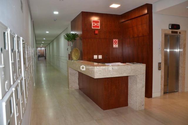 Apartamento com 1 quarto para alugar, 55 m² por R$ 1.100/mês - Centro - Juiz de Fora/MG - Foto 2