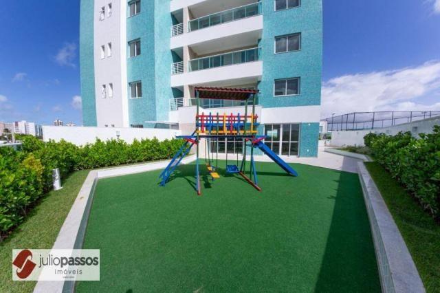 Apartamento com 2 dormitórios à venda, 73 m² por R$ 646.416,14 - Jardins - Aracaju/SE - Foto 12