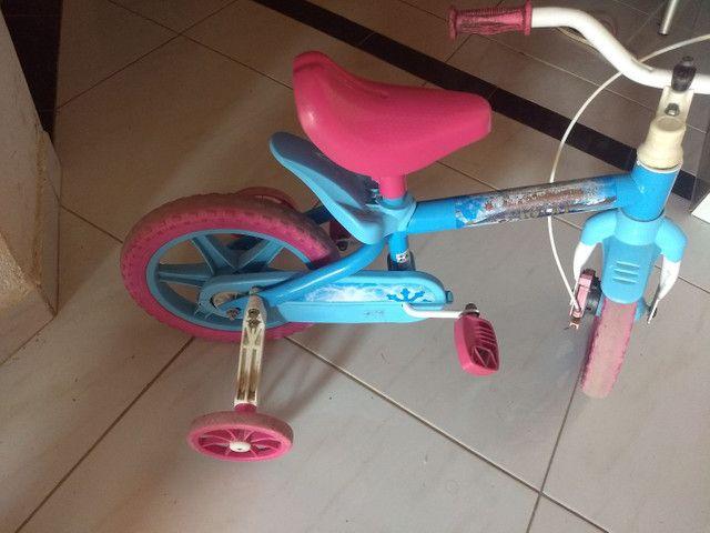 Bicicletinha infantil - Foto 3