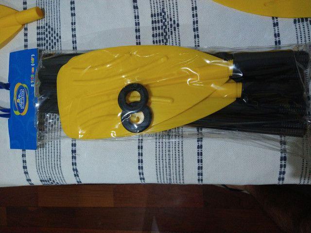 Remos para bote ou caiaque Bi Partido 122cm Intex (o par)  - Foto 6