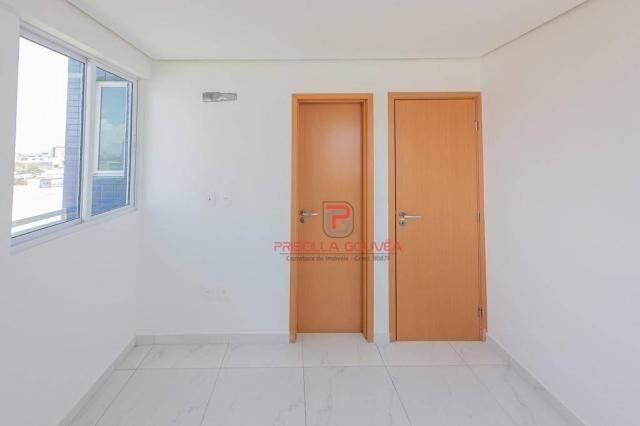 Apartamento 3 quartos no Bessa com varanda gourmet e área de lazer - Foto 13
