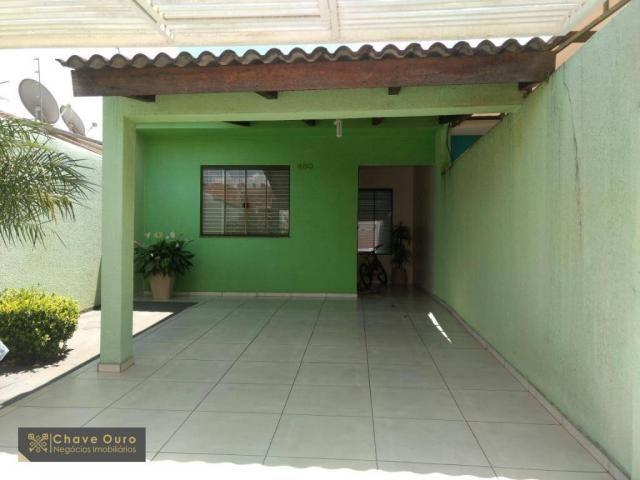 Casa a venda em ótima localização no canda - Foto 2