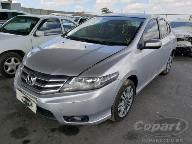 Honda City 1.5 Lx 2014 Automático