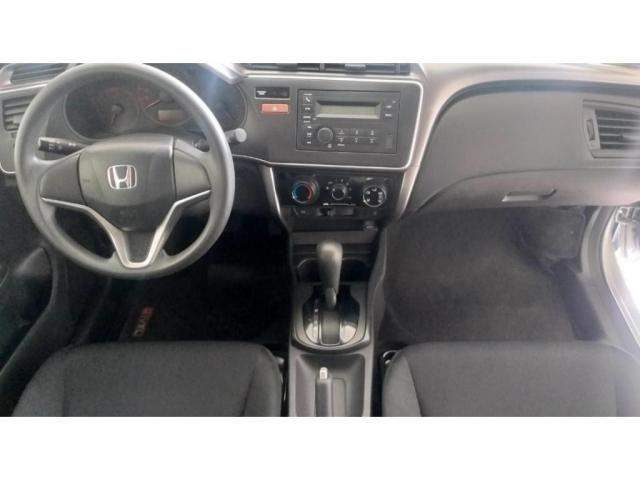 HONDA CITY Sedan LX 1.5 Flex 16V 4P Aut. - Foto 5