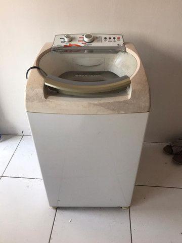 Máquina de Lavar 8 Kg Brastemp - Foto 3