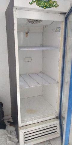 Freezer Vertical Porta de Vidro  - Foto 2