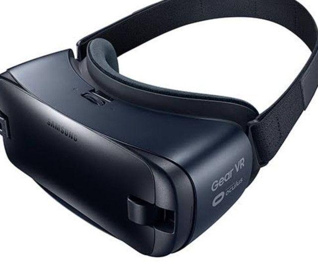 Óculos virtual gear-vr-r323<br>Gear VR (2016)   SM-R323NBKAXFA  