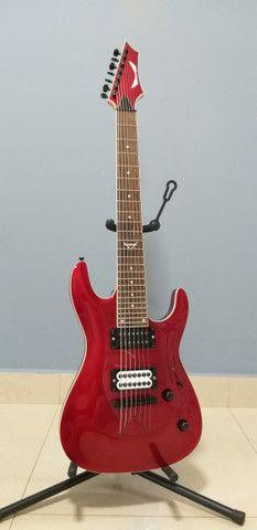 Guitarra Dean Custom 750X 7-Cordas