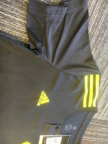 Camisa Masculina Adidas Flamengo III 2019 - Foto 6