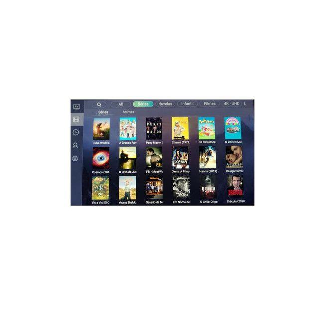 TV BOX 4K 5 G COMPLETO - Foto 3