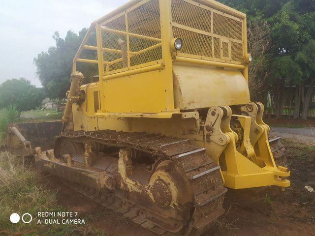 Trator esteira D8 inteiro pronto pra trabalho! - Foto 2