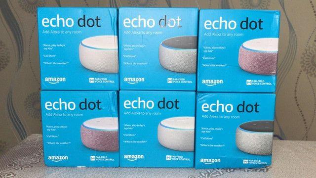 Amazon Echo Dot 3ª Geração, Smart Speaker com Alexa - Foto 3