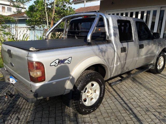 Vendo ranger 2005 TB diesel 4x4 CD - Foto 3
