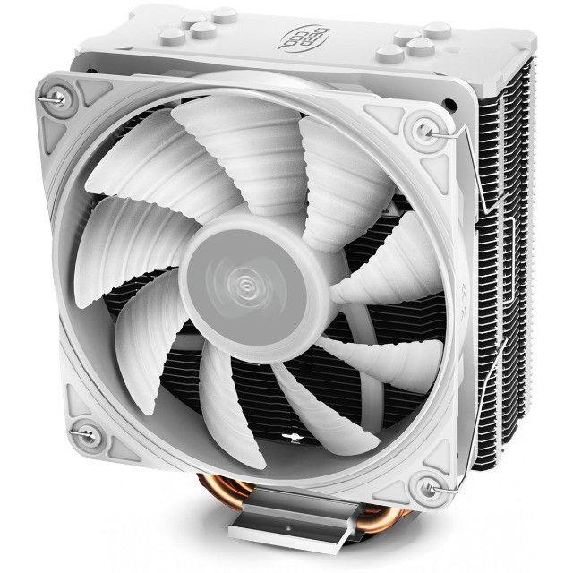 Cooler CPU Deepcool Gammaxx GTE V2 White LED - Loja Fgtec Informática - Foto 2