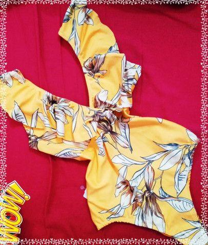 Body (varejo) com diversas cores e modelos  - Foto 6