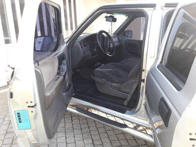 Vendo ranger 2005 TB diesel 4x4 CD - Foto 2