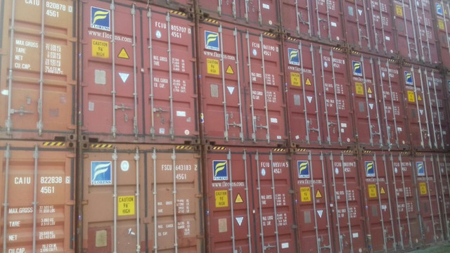 Container mais barato do Brasil, R$ 6.800,00