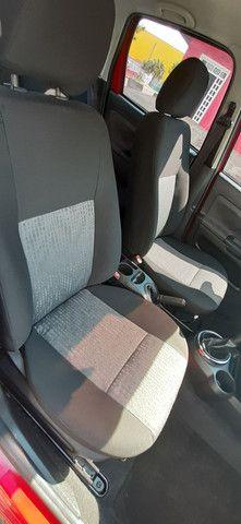 Ford Fiesta 1.6 Sedan Flex único dono pouco rodado  - Foto 8