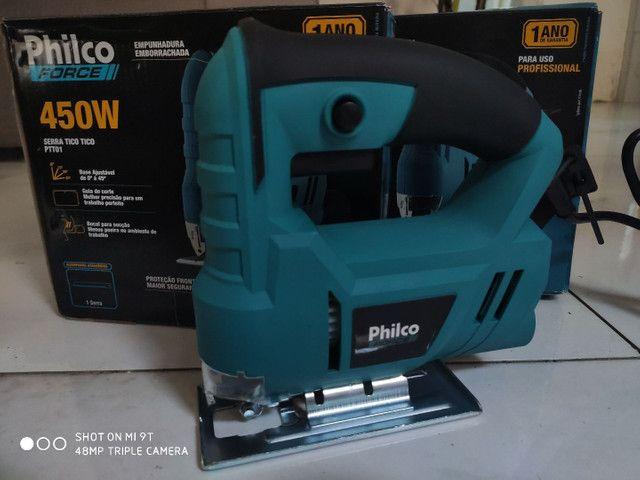 Serra Tico Tico Philco 450w