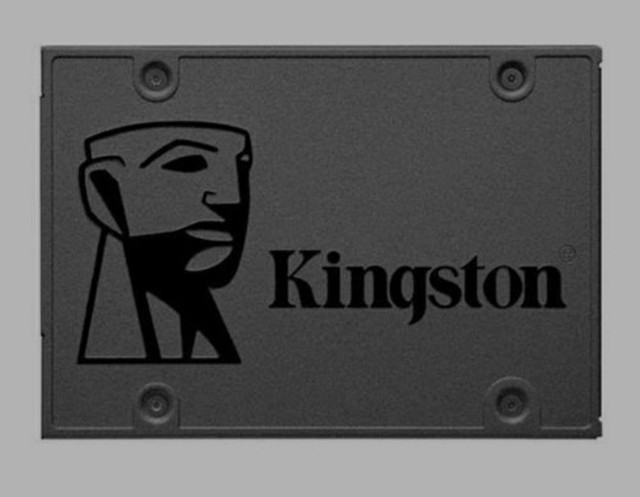 "Ssd kingston 240gb ""semi novo"""