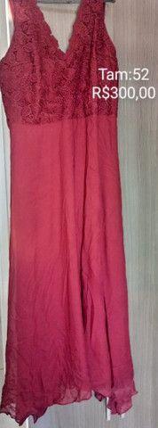 Vestidos de festa plus size/ vestido daminha - Foto 2