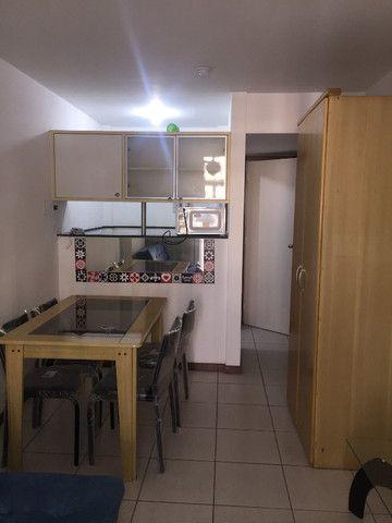 Mobiliado -B Fátima - Prox Ponte - quarto e sala - varanda- 1 vaga - Foto 18