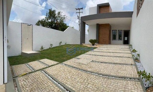 Casa com 3 dormitórios à venda, 99 m² por R$ 200.000,00 - Pedras - Itaitinga/CE - Foto 8