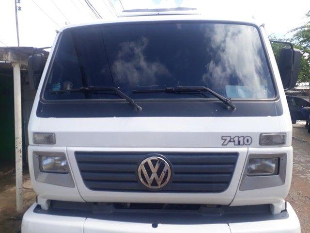 Caminhão vw 7110 EXTRA - Foto 6