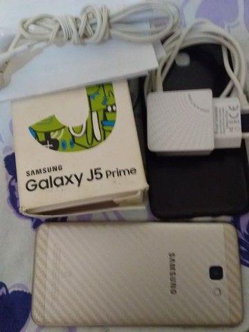 Celular j5 praim