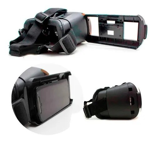 Óculos 3D Realidade Virtual Vr Box + Controle Bluetooth - Foto 6
