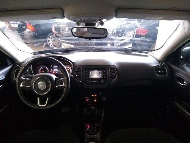 Jeeo Compass 2.0 16V Flex Sport Automático 2017 #Novissimo !!! - Foto 7