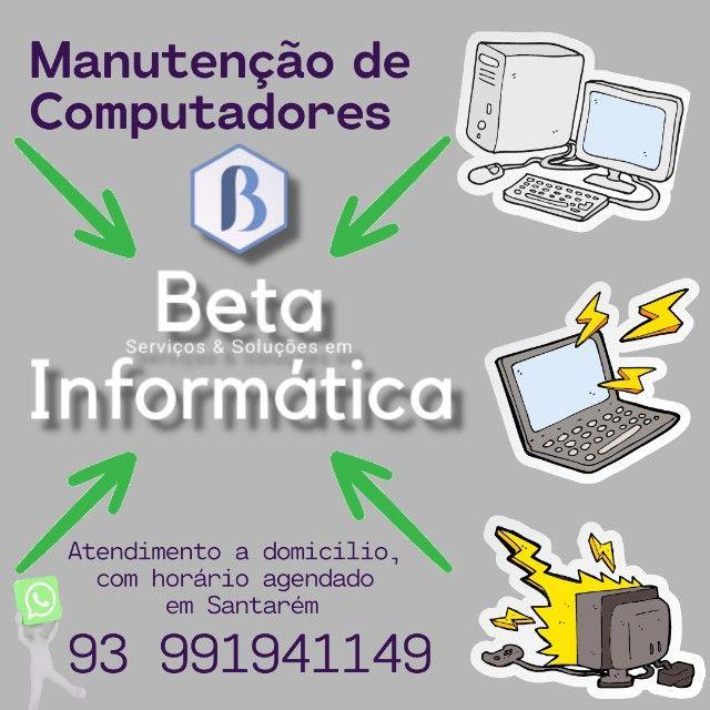 Manutenção de Computadores em geral
