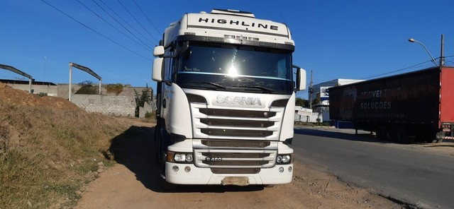 Scania R480 6X4, 2013+ Rodotrem Randon 3x3 - Foto 5
