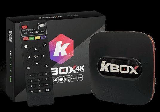 Kbox Novo