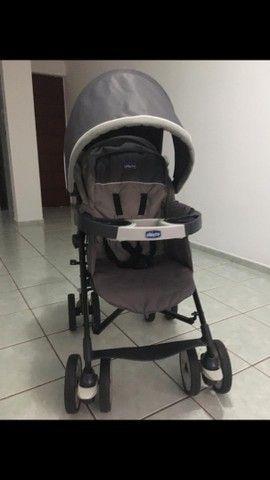 Carrinho de bebê da Chicco  - Foto 2