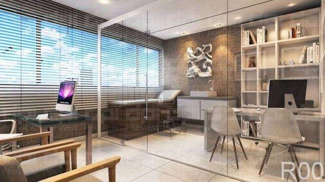 Torreão Executive Plaza - Salas de 27 a 29m² - 1 banheiro - Campo Grande, Recife - PE - Foto 5
