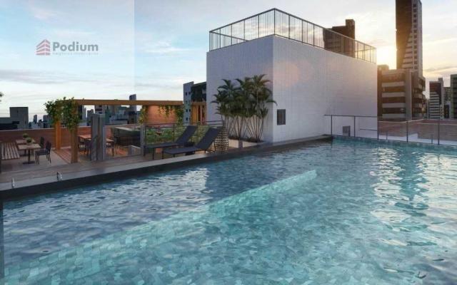 Apartamento à venda com 3 dormitórios em Manaíra, João pessoa cod:37326 - Foto 2
