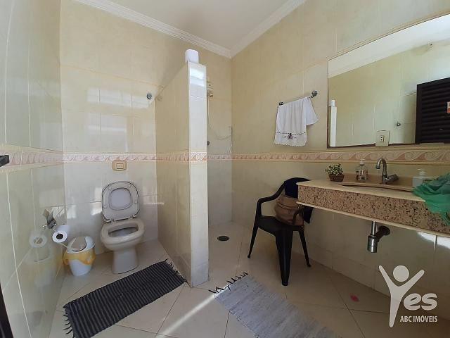 Sobrado com 4 dormitórios sendo 3 suítes, 10 vagas, Vila Homero Thon, Santo André, SP - Foto 8