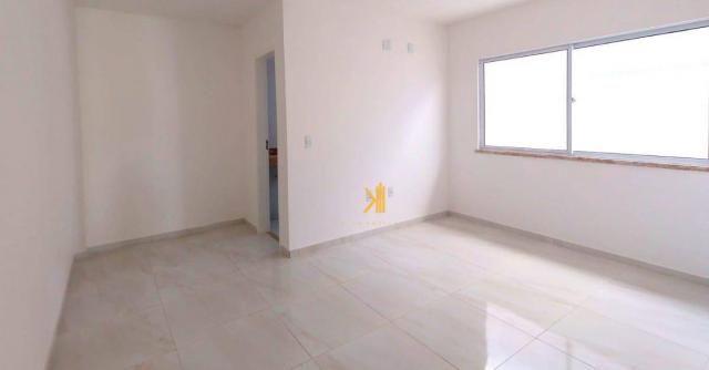 Casa com 3 dormitórios sendo 2 suítes à venda, 89 m² por R$ 265.000 - Urucunema - Eusébio/ - Foto 5