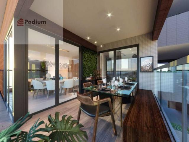 Apartamento à venda com 3 dormitórios em Manaíra, João pessoa cod:37326