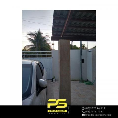 Casa com 1 dormitório à venda, 162 m² por R$ 175.000 - Jacumã - Conde/PB - Foto 4
